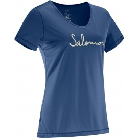 Salomon MAZY GRAPHIC SS TEE W
