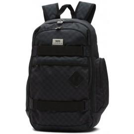 Vans TRANSIENT III SKATEPACK Black/Charcoal - Plecak