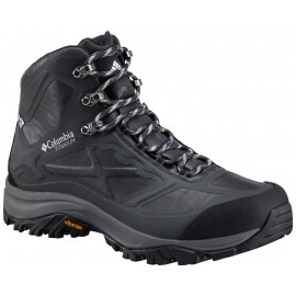 Columbia TERREBONNE OUTDRY - Obuwie trekkingowe męskie