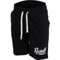 Russell Athletic JERSEY SHORT WITH GRAPHIC PRINT