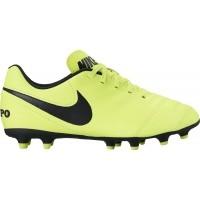 Nike JR TIEMPO RIO III FG - Obuwie piłkarskie dziecięce