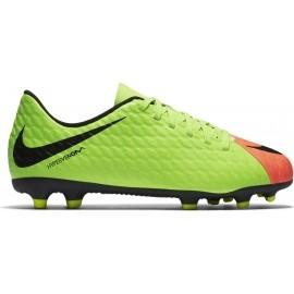 Nike JR HYPERVENOM PHADE III FG - Obuwie piłkarskie dziecięce