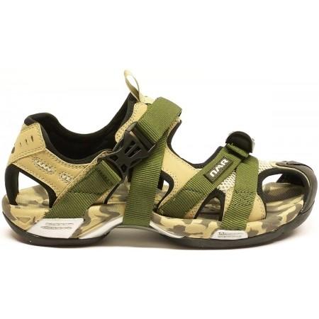 NILSON M – Męskie sandały trekingowe - Numero Uno NILSON M