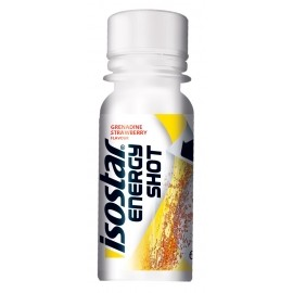 Isostar ENERGY SHOT 60ML GRANAT