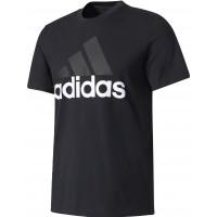 adidas ESSENTIALS LINEAR TEE - Koszulka męska