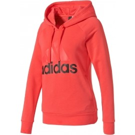 adidas ESSENTIALS LINEAR OVER HEAD HOODIE - Bluza damska