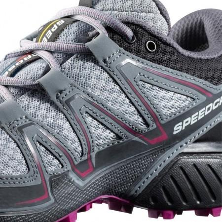 Obuwie do biegania damskie - Salomon SPEEDCROSS VARIO GTX W - 4