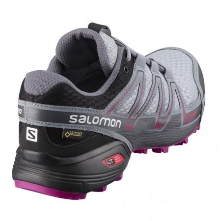 Obuwie do biegania damskie - Salomon SPEEDCROSS VARIO GTX W - 3