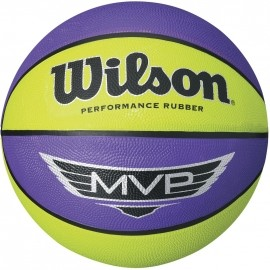 Wilson MVP MINI RUBBER BASKETBALL