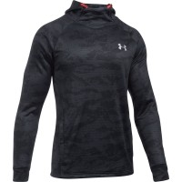 Under Armour TECH TERRY FITTED PO HOODIE - Bluza sportowa męska
