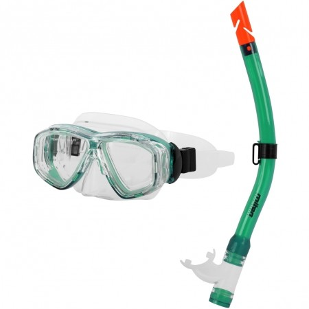 Zestaw do nurkowania juniorski - Miton PONTUS RIVER JUNIOR - 1