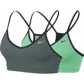 Nike VISTORY REVERSIBLE BRA - Damski biustonosz sportowy
