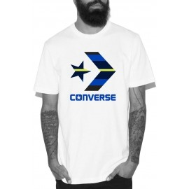 Converse STAR CHEVRON STRIPE FILL TEE