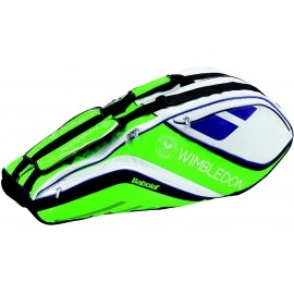 Babolat TEAM RACKET HOLDER WIMBLEDON X6 - Torba tenisowa