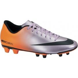 Nike MERCURIAL VORTEX FG - Buty piłkarskie lanki męskie – Nike