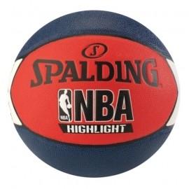 Spalding NBA Graffiti - Piłka do koszykówki