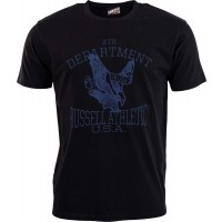 Russell Athletic ESSETIALS TEE BLUE
