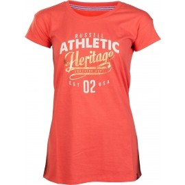 Russell Athletic RUSSELL HERITAGE TEE - Koszulka damska
