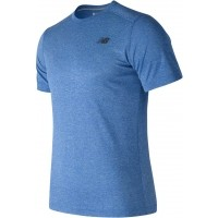 New Balance MT53091EBH - Koszulka do biegania męska