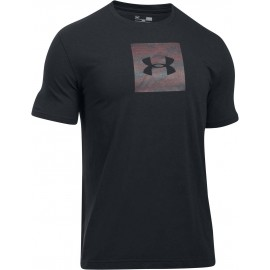 Under Armour UA CAMO BOXED LOGO SS TEE