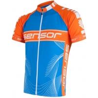Sensor KR.TEAM M - Koszulka rowerowa męska