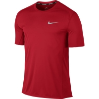 Nike NK DRY MILER TOP SS M - Koszulka do biegania męska