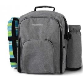 Crossroad PICNIC BAG2 PLUS - Plecak piknikowy z kocem