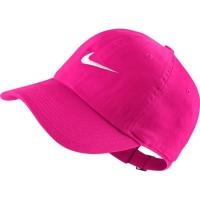 Nike H86 CAP SWOOSH-PINK - Czapka z daszkiem