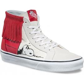 Vans UA SK8-HI MOC (PEANUTS) SNOOPY Bone-Parade Red