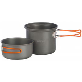 Vango HARD ANODISED 2 PERSON COOK KIT