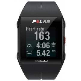 POLAR V800 HR - Zegarek sportowy GPS