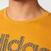 Koszulka męska - adidas ESS LINEAR KNITTING REGULAR TEE - 6