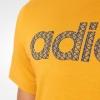 Koszulka męska - adidas ESS LINEAR KNITTING REGULAR TEE - 7