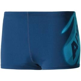 adidas INFINITEX+ADIDAS GRAPHIC BOXER - Kąpielówki męskie