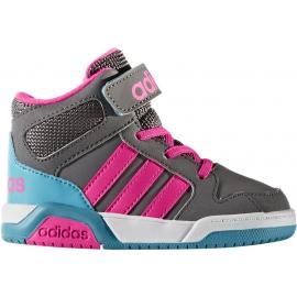 adidas MID INF - Obuwie za kostkę dziecięce