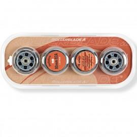 Rollerblade WHEELS PACK 80–82A + SG 7 - Zestaw kółek zapasowych do rolek