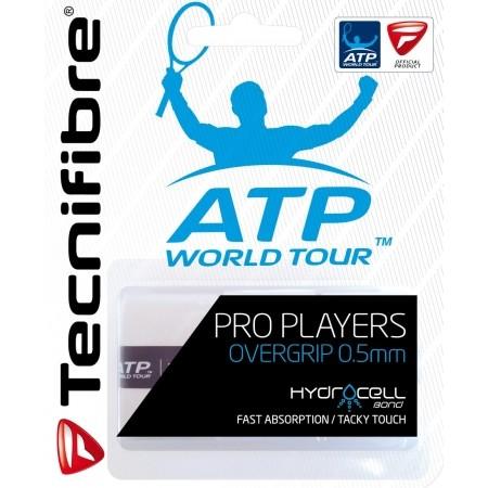 WRAP ATP PLAYERS – Owijka tenisowa - TECNIFIBRE WRAP ATP PLAYERS - 1