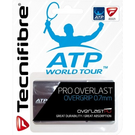 WRAP ATP OVERLAST – Owijka tenisowa - TECNIFIBRE WRAP ATP OVERLAST - 1