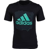adidas BOS LOGO BOYS - Koszulka dziecięca
