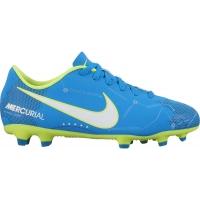 Nike MERCURIAL VORTEX III NJR FG - Obuwie piłkarskie dziecięce