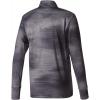 Koszulka męska z długim rękawem - adidas WORKOUT LS GFX - 2