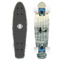 Long Island POINT22 - Plastikowy mini longboard