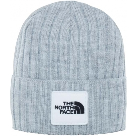 The North Face LOGO BOXED CUFFED BEANIE - Czapka zimowa