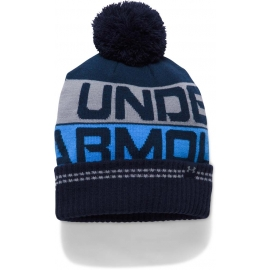 Under Armour MEN'S RETRO POM BEANIE 2.0