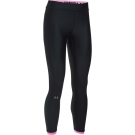 Under Armour UA HG ARMOUR ANKLE CROP - Legginsy kompresyjne damskie