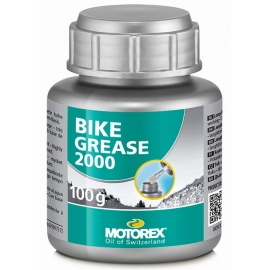 Motorex BIKE GREASE TUBA 100 ML - Smar