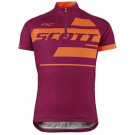 Scott SHIRT JR RC TEAM - Koszulka rowerowa dziecięca