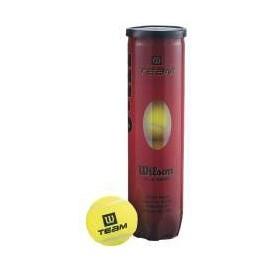 Wilson TEAM W PRACTICE TBALL - Piłki tenisowe