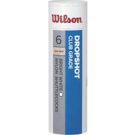 Wilson DROPSHOT 6 TUBE YE - Lotka do badmintona