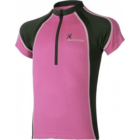 DODO  – Koszulka kolarska junior - Klimatex DODO - 5